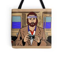 Richie Tenenbaum of The Royal Tenenbaums Tote Bag