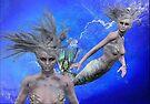 Ladies of the Sea .. a mermaids tale by LoneAngel