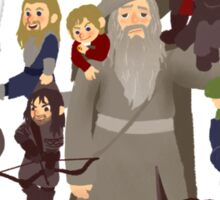 Thorin and Company Sticker