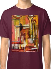 """Jazz is Art, Art is Jazz"" Classic T-Shirt"
