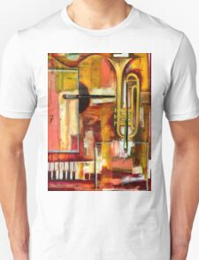 """Jazz is Art, Art is Jazz"" T-Shirt"