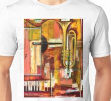 """Jazz is Art, Art is Jazz"" Unisex T-Shirt"