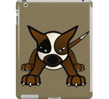 Pit Bully Pup  iPad Case/Skin