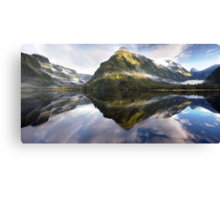 Doubtful Sound - Fiordland Canvas Print