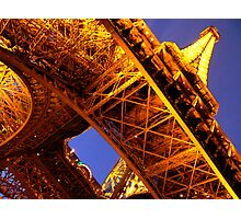 Bright Shining Tower Photographic Print