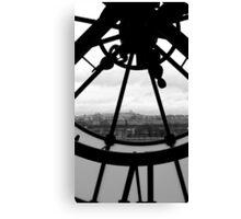 Clockwork Canvas Print