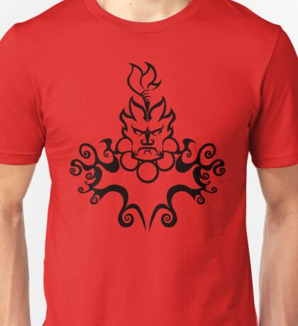 The Floating Demon Unisex T-Shirt