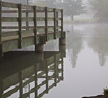 View From the Dock by John Butler