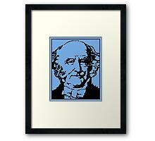 MARTIN VAN BUREN-3 Framed Print