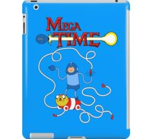 MEGA TIME! iPad Case/Skin