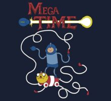 MEGA TIME! Kids Tee