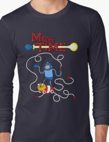MEGA TIME! Long Sleeve T-Shirt