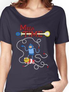 MEGA TIME! Women's Relaxed Fit T-Shirt