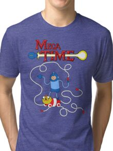MEGA TIME! Tri-blend T-Shirt