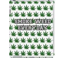 Smoke Weed Everyday iPad Case/Skin