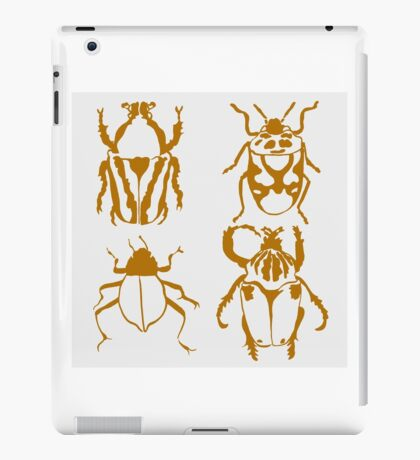 Insect Design iPad Case/Skin