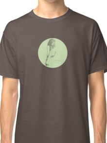 polly-anna (b/w vintage green) Classic T-Shirt