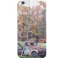 Classic Autumn iPhone Case/Skin