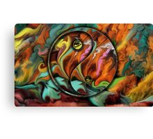 Balance - Abstract  Art + Products Design  Canvas Print