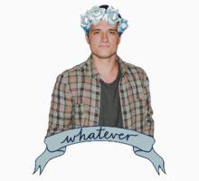 Josh Hutcherson by thaliaward