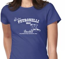 Petronelli Brothers Womens Fitted T-Shirt