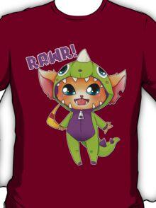Dino Gnar - League of Legends T-Shirt