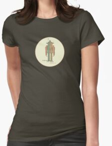 Tinman Womens Fitted T-Shirt