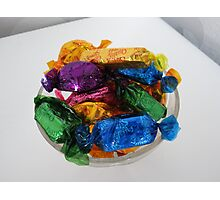 Chocolates for Christmas Photographic Print