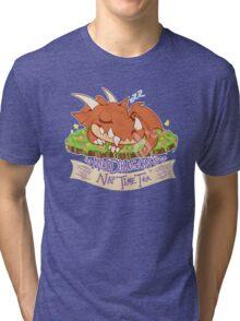 Napdragon's Nap Time Tea [Fantasy Life] Tri-blend T-Shirt