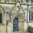 Ancient Door - Durham Cathedral by MidnightMelody