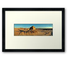 Mungo Panorama Framed Print