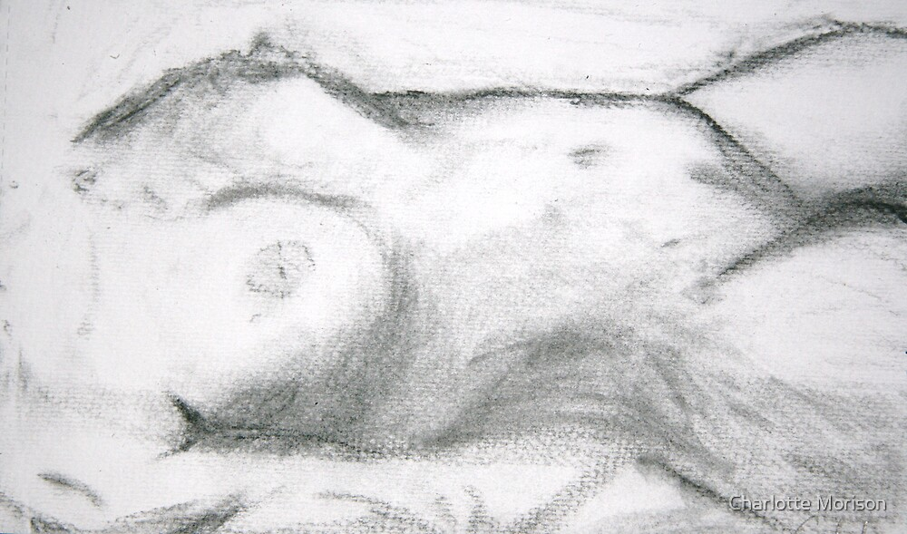 Female Form Study by Charlotte Morison