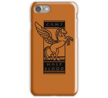 Camp Half-Blood (Full Color) iPhone Case/Skin