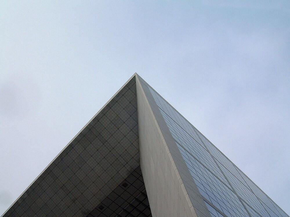 perpendicular defense by Devan Foster