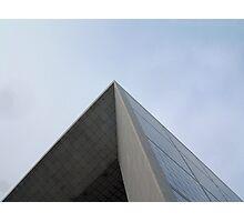 perpendicular defense Photographic Print