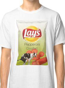 Lays - Pepperoni Dogfart Classic T-Shirt