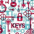 old keys by Alexzel