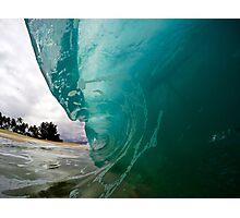 North Shore Wave Photographic Print