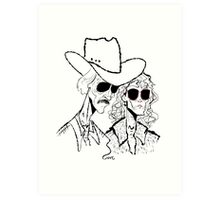 Dallas Buyers Club Art Print