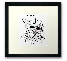 Dallas Buyers Club Framed Print