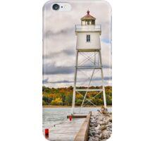 Grand Marais Lighthouse iPhone Case/Skin