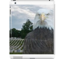 Honor Our Veterans on 11/11/14 iPad Case/Skin