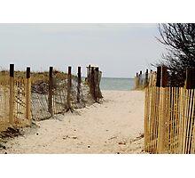 Beach walk.... Photographic Print