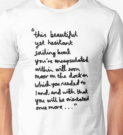 The Boat Unisex T-Shirt