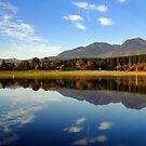 Lake Buffalo, Victoria by David Haviland