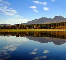 Lake Buffalo, Victoria by David Haviland