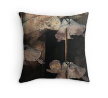 Fairy Carnage Throw Pillow