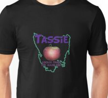Tassie – Cooler than the Mainland 3 Unisex T-Shirt