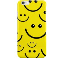 Smiley iPhone Case/Skin
