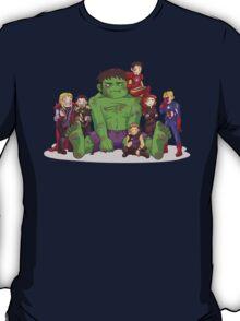 assembled T-Shirt